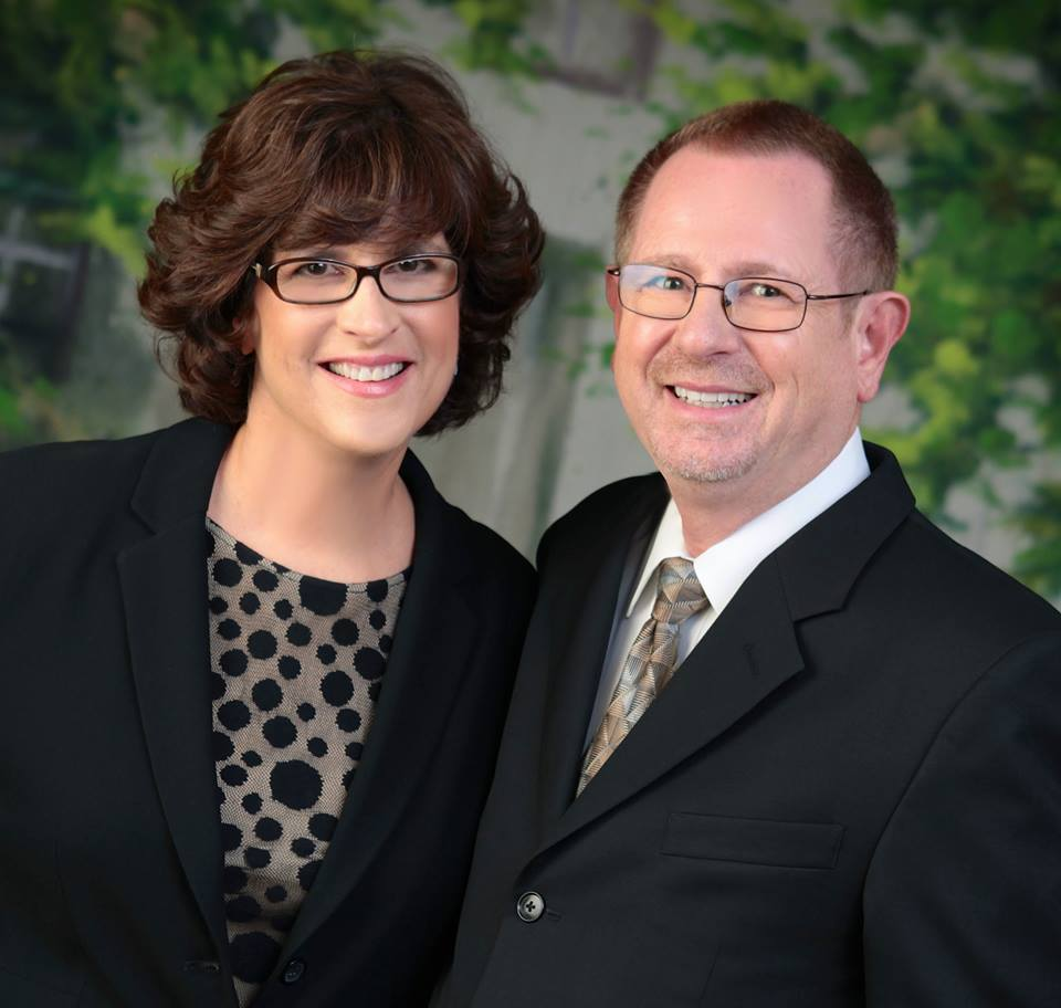 Phillip & Gwen Waring Ministers